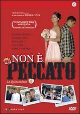 Dvd **NON E' PECCATO ~ LA QUINCEANERA** nuovo 2006