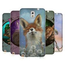 OFFICIAL ASH EVANS ANIMALS SOFT GEL CASE FOR SAMSUNG PHONES 2