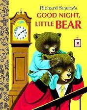 Good Night, Little Bear Little Golden Treasures