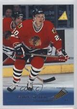 1995-96 Pinnacle #68 Gary Suter Chicago Blackhawks Hockey Card