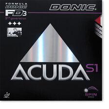 Donic Acuda S1 revestimiento de tenis de mesa Revestimiento de ping pong