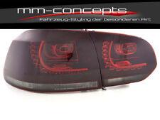 VW Golf 6 VI Led Rückleuchten R R20 GTI GTD schwarz / rot