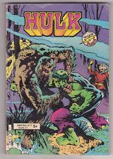 HULK N°17 FLASH 1981