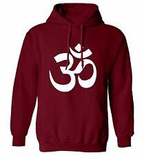 om symbol hoodie sweatshirt yoga spiritual meditate monk hipster Pilates  970