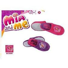 MIA E ME chaussons en doux peluches deux modèles différentes tailles de fille