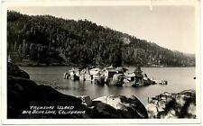 1940's~Treasure Isl.~Big Bear Lake, CA~Photo