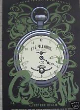 CYPRESS HILL FILLMORE POSTER Psycho Realm ORIGINAL BILL GARHAM F1008 Scrojo