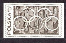 POLAND 1979 **MNH SC#B136 ST. Polish Olympic Committee