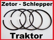 Zetor Traktor Ersatzteile Kolben Kolbenring 6011 6211 6711 5911 4320 4340 NEU
