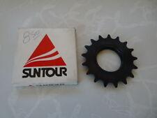 "Suntour Track Cog Superbe Pro 16T 3/32"" Vintage Pista Bicycle 16 Fixed Gear NOS"