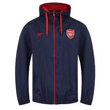 Arsenal FC - Chaqueta cortavientos oficial - Para hombre
