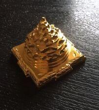 3D ASHTADHATU MERU SRI SHRI SHREE YANTRA YANTRAM CHAKRA LAKSHMI MANTRA VEDIC