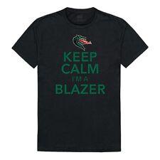 University of Alabama at Birmingham Blazer NCAA College Keep Calm T-Shirt S-2XL