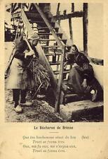 Le Bûcheron de BRESSE Chansons de la Bresse