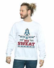 Disney hombre Frozen Oaken No Sweat Camisa De Entrenamiento