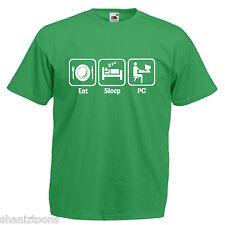 Ordinateur PC technicien Children's Kids Childs T Shirt