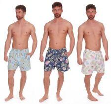 Mens Cargo Bay Floral Beach Surf Swim Shorts