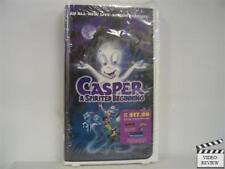 Casper: A Spirited Beginning (VHS, 1997) Brand New