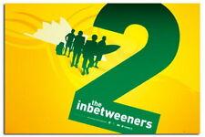 88736 The Inbetweeners 2 Movie Silhoette Film Decor WALL PRINT POSTER CA