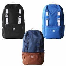 adidas ORIGINALS CAMPUS BACKPACK BLUE BLACK BLUEBIRD TREFOIL SCHOOL COLLEGE BAG