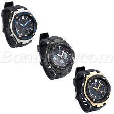 Teens Students Outdoor Sports Luminous Dual Display Digital Quartz Wrist Watch