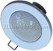 8cm Bluetooth Decken Lautsprecher Paar (2Stück) Farben: weiss,chrom,schwarz
