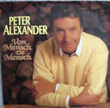 """7"""" 1988 ! PETER ALEXANDER : Von Mensch zu Mensch /VG+"""