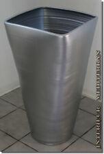 BODENVASE Pflanzkübel Pflanzgefäß Dekovase Keramik 70 cm Groß Stabil Günstig