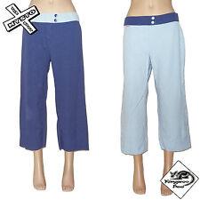 CANGURO POOH 'EM B tavola' Pantaloni Donna 3/4 capri blu