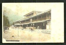 Kyoto Arashiyama Tea Houses People Japan ca 1899