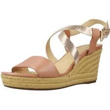 Sandalo GEOX D SOLEIL, Color Argento