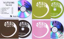 LITTLE ONES Sing Song UK test press CD + 3 bonus CDs