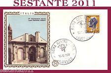 ITALIA FDC FILAGRANO  LEON BATTISTA ALBERTI 1972 ANNULLO ROMA  A57