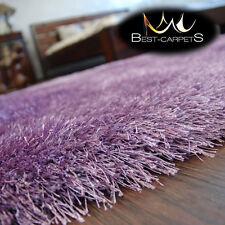 Incroyable Soft & Épais Tapis 'Love Shaggy'Polyester 6cm Haute Qualité Carpets