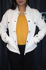 G-Star Damen Jeans Jacke Punch Jkt. Broads 8702.02.10 altweiss NEU Frühling 2018