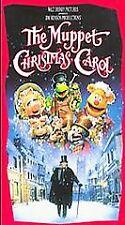 The Muppet Christmas Carol (VHS, 1993)