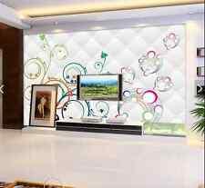 3D Abstract Tree Circle 7889 Wall Paper Wall Print Decal Wall AJ WALLPAPER CA