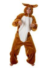 lapin de Pâques Costume marron PELUCHE d'animal osterhasenkostüme