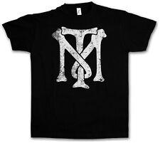 TM LOGO T-SHIRT - Tony Al Scarface Montana Mob Blow Cocaine Pacino Mafia Shirt