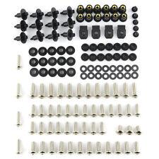 Steel Complete Fairing Kit Bodywork Screws For Honda VTR1000 RVT1000R RC51 X ADV