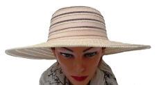 Mujer Sombrero GRAN caso Sombrero Vacaciones en la playa jardín Informal