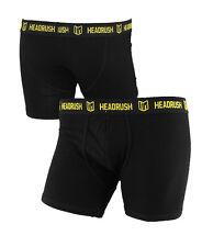 Headrush HR Underwear, Compression, Armour, Moskova, Boxer, Brief, Vale, Hanes