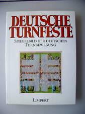 Deutsche Turnfeste Spiegelbild Deutschen Turnbewegung