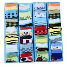 7 days 7 pairs del bambino calze confezione regalo per neonati 0-6 mesi miste