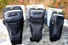 Topeak Aero wedge Pack QuickClick small bicicleta-Alforja refleja negro