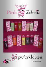 Pink Zebra Sprinkles 3.75 Oz. Jar (Choose Your Scent)
