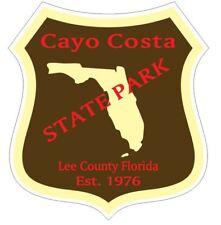 Cayo Costa State Park Sticker R3354 Florida