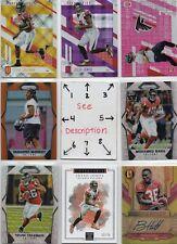 Atlanta Falcons ** GREAT CARDS ** SERIAL #'d - Rookies - Autos - SEE DESCRIPTION