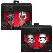 Star Wars Black Series Diecast Helmet 2-Packs Titanium Series 2016 Wave 1