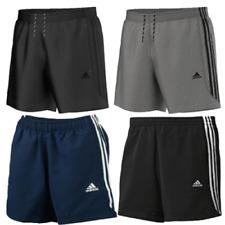 New Mens Chelsea Adidas Essential Shorts 3 Stripe Short Swimwear  Sizes S - XXL